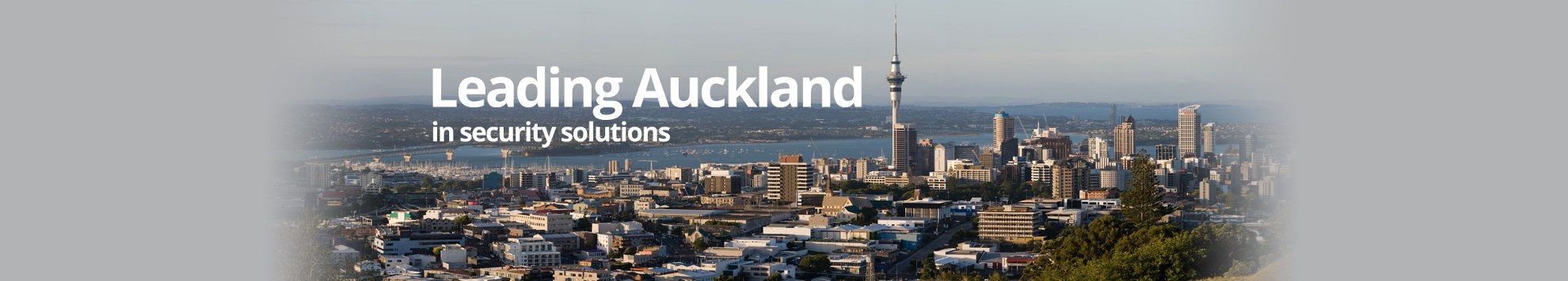 Leading Auckland in commercial security